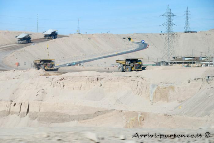 La miniera di rame più grande del mondo, Cile