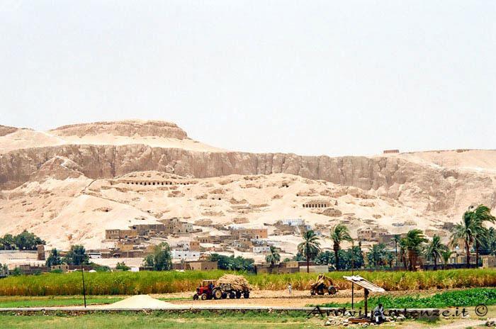 Valle dei Re, Egitto antico