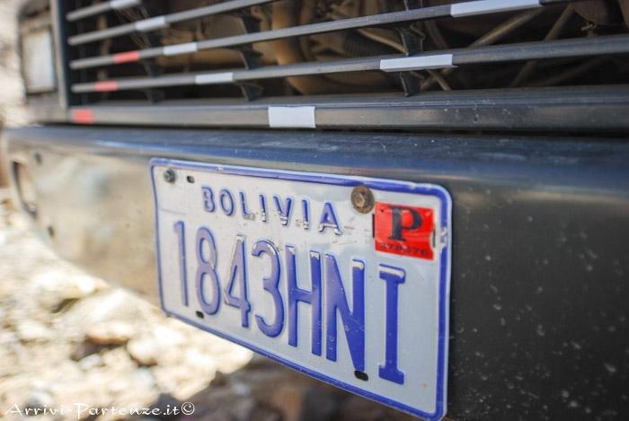 Bolivia fai da te