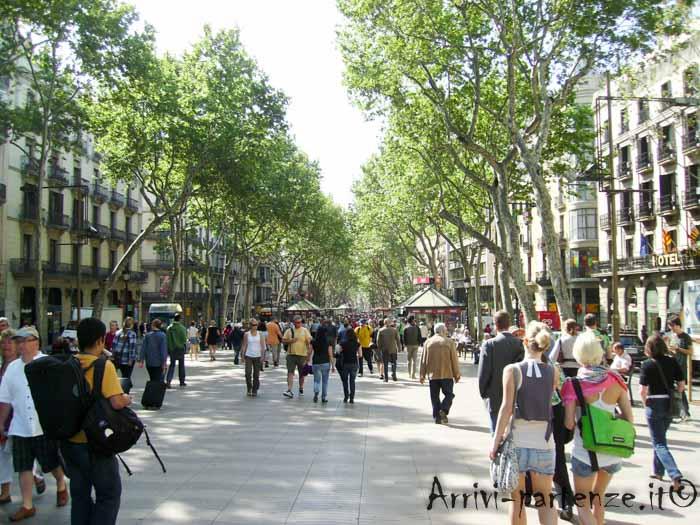 Barcellona quando andare a visitare la citta 39 catalana for Barcellona vacanza
