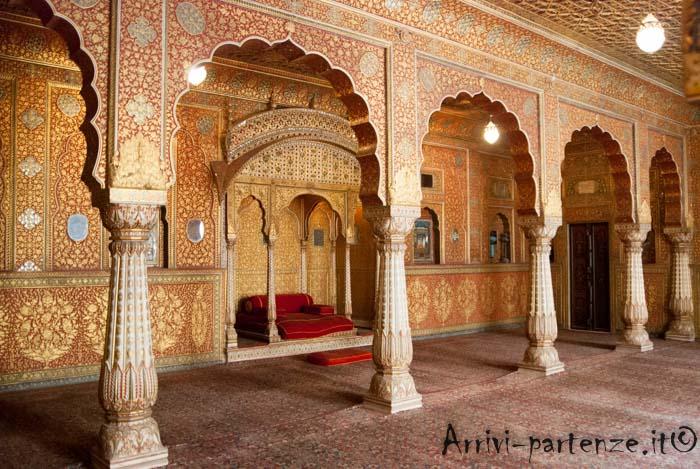Bikaner, cosa vedere: Junagarh Fort