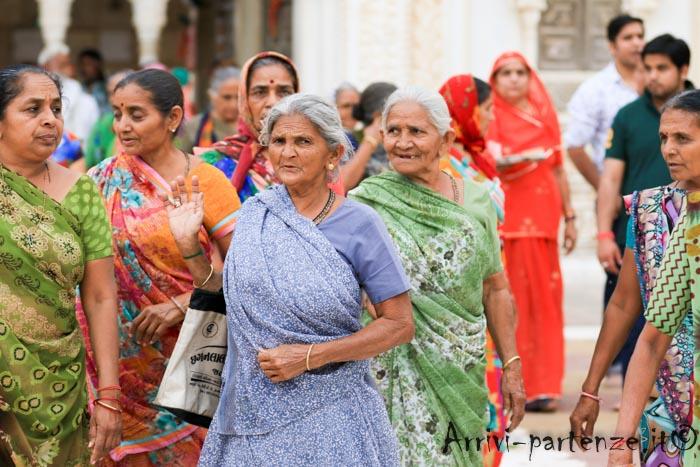 Karni Mata Temple: i fedeli