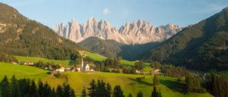 Dolomiti Odle, Val di Funes