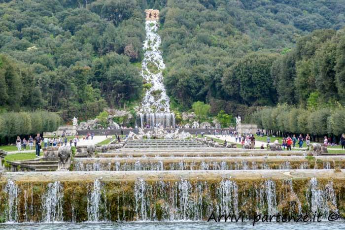 Reggia di caserta cosa vedere tra arte e natura arrivi - Giardini reggia di caserta ...