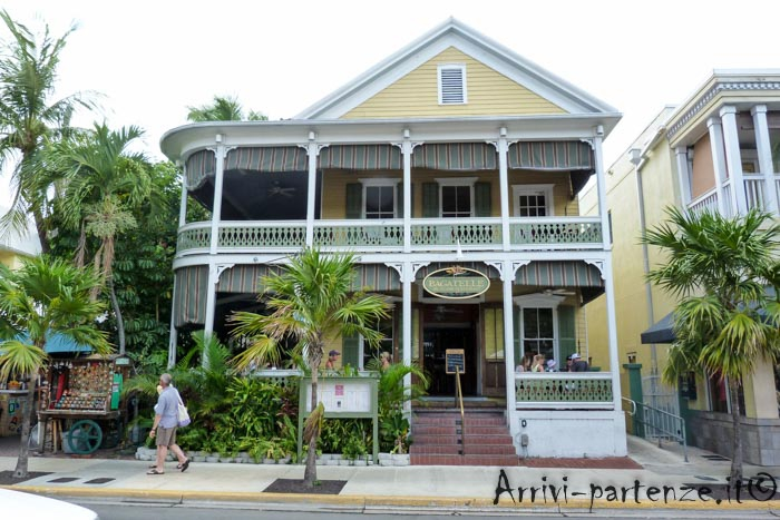 Key west cosa vedere in quest 39 angolo della florida for Stile key west