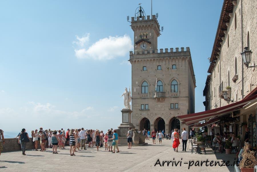 San Marino, cosa vedere