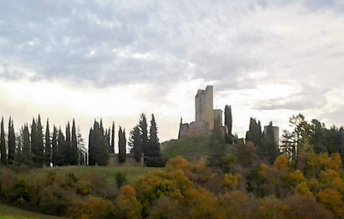 Diario di viaggio della Toscana