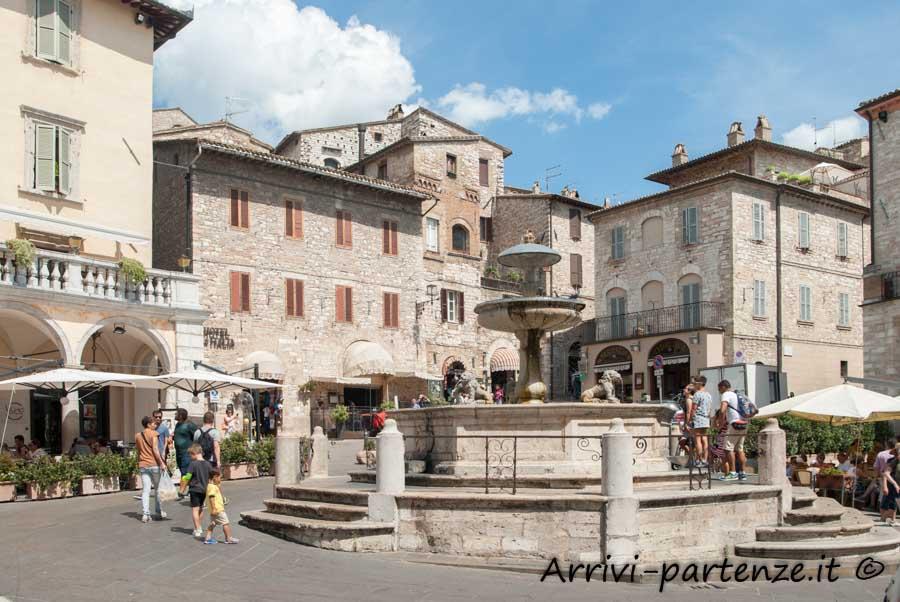 Assisi, le attrattive