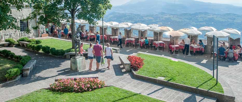 Piazza di San Marino