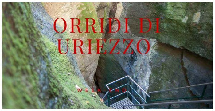 Orridi di Uriezzo, Piemonte