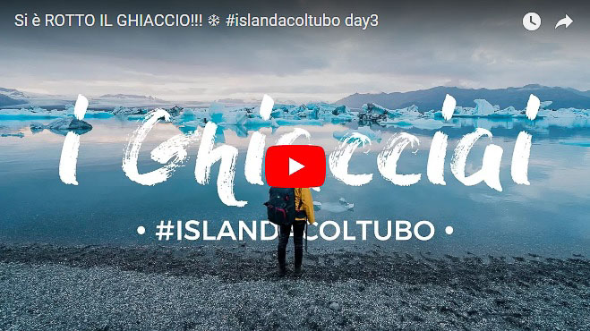 Video dell' Islanda, In Viaggio Col tubo