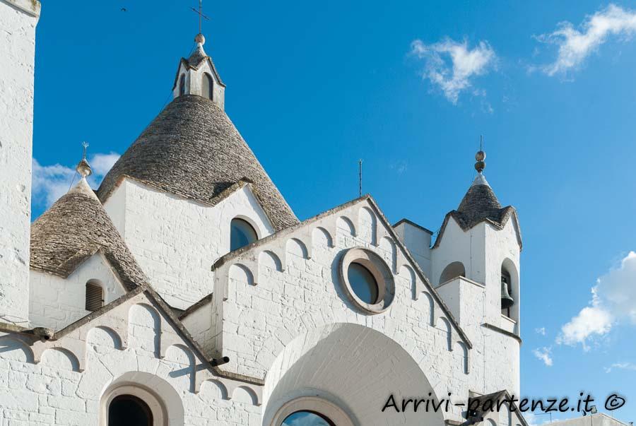 Chiesa di San Antonio ad Alberobello, Puglia