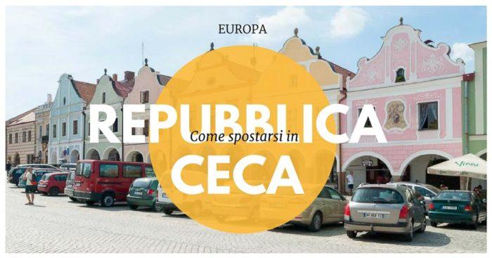 Come spostarsi in Repubblica Ceca