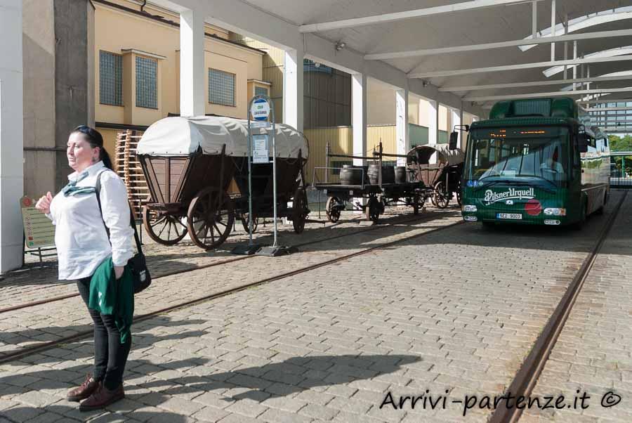 Visita guidata alla fabbrica della birra a Pilsen, Repubblica Ceca