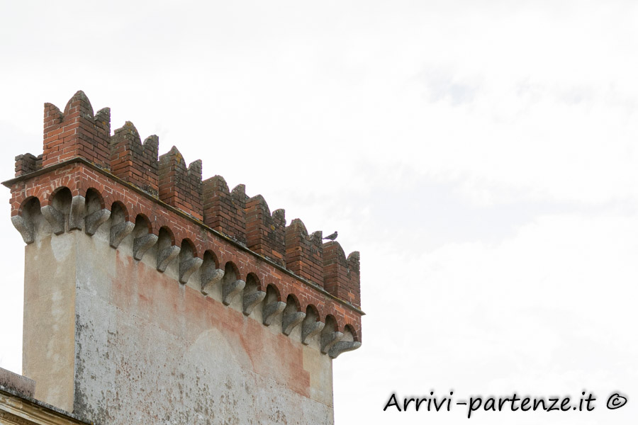 Merlatura del Tenimento Al Castello di Sillavengo, Novara