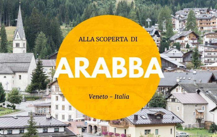Centro di Arabba, Veneto