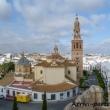 Chiesa di Santa Maria a Carmona in Andalusia, Spagna