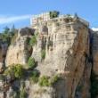 Vista di Ronda in Andalusia, Spagna