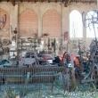 Attrezzi agricoli presso il Borgo di Grazzano Visconti