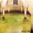 La cripta della Basilica di San Francesco, Ravenna