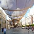 Per il centro storico di Siviglia in Andalusia, Spagna