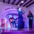 Spettacolo di flamenco a Siviglia in Andalusia, Spagna