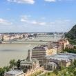 Budapest, vista dall'alto