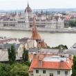 Parlamento da Buda a Budapest, Ungheria
