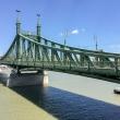 Ponte della Libertá a Budapest, Ungheria