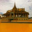 Palazzo reale di Phnom Pehn, Cambogia