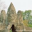 Angkor Thom, Cambogia