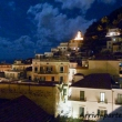 Centro di Amalfi alla sera