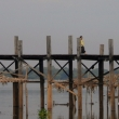 U beins bridge, Amarapura
