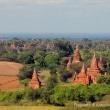 Templi nella valle, Bagan