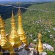 Monte Popa, Myanmar