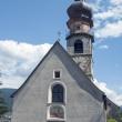 Chiesa presso il centro storico di Brunico, Alto Adige