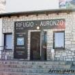 Rifugio Auronzo presso le Tre cime di Lavaredo, Veneto