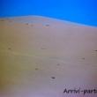 Dune di sabbia navigando sul Nilo, Egitto