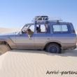Fuoristrada sulle dune, Egitto