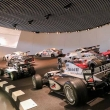 Interno Museo Mercedes a Stoccarda, Germania