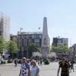 Monumento ai Caduti Piazza Dam ad Amsterdam, Olanda