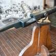 Arma da fuoco all'interno del Museo del Mare Galata, Genova