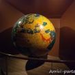 Mappamondo all'interno del Museo del Mare Galata, Genova