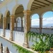 Alhambra di Granada in Andalusia, Spagna