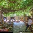 Locali presso il centro di Kos, Grecia