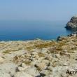 Lungo la costa di Paros, Grecia