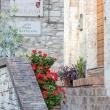 Abitazione di Gubbio, Umbria