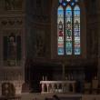 Interni della Cattedrale dei Santi Mariano e Giacomo a Gubbio , Umbria