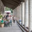 Logge dei Tiratori a Gubbio, Umbria