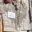 Piazza Giordano Bruno a Gubbio, Umbria